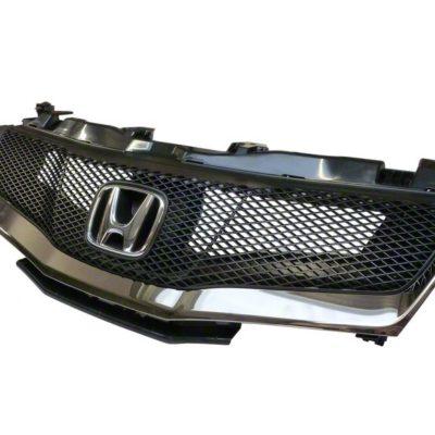 Honda Civic Type-S Sport hűtőmaszk 2006-11 UFO nyitott gyári