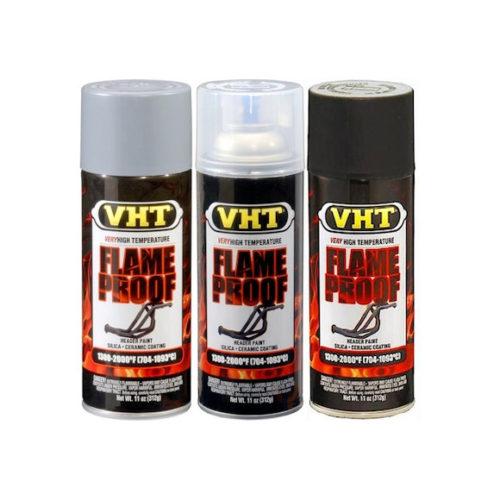 Flameproof Flat - tűzálló festék